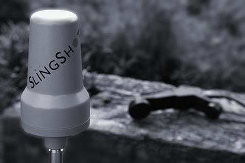 SlingShot Manpack and Antenna