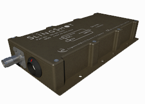 SlingShot Vehicle System VHF Applique