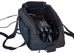 The SlingShot Walk-on Fit for Aviation straightforwardly connects aircraft to a BLOS tactical radio network